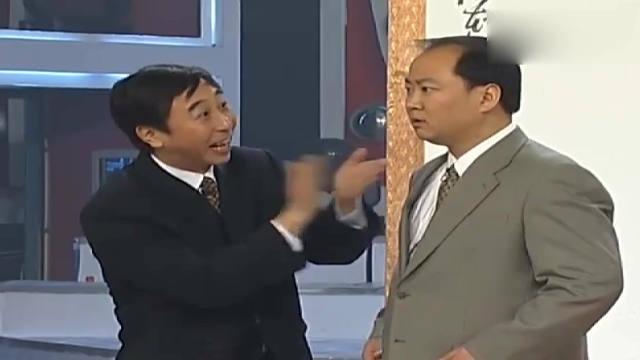 【视频】多年前的小品:冯巩说郭冬临长得像太监,对方竟是这样的反应!