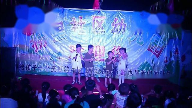 【视频】拐里社区幼儿园小品《装病》