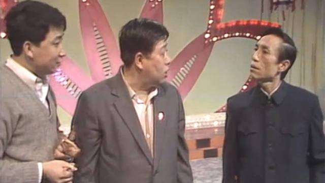 【视频】马季 姜昆 王景愚喜剧小品《吃鸡》太经典了