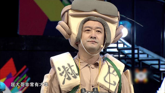 【视频】大哥妻子患癌,演小品参加综艺,李湘:没有新意!