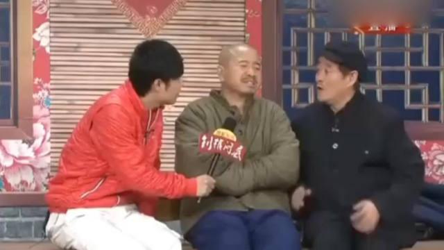【视频】小品:小沈阳想要采访王小利,没想到赵本山竟然说他嘴聋,太逗了