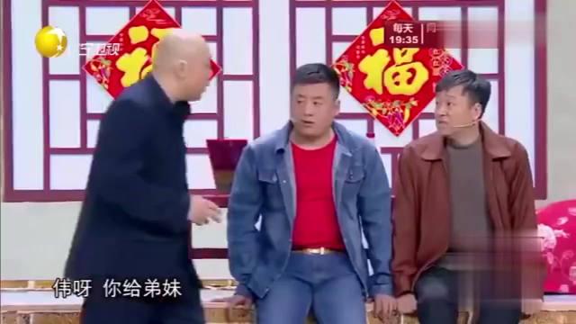 【视频】宋晓峰程野丫蛋小品《原来如此》
