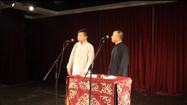 【视频】刘星说大舌头说不了相声,听他用大舌头演示完,刘利强都没眼看